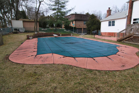 Pool Safety Cover Installation NJ